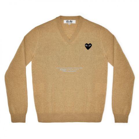 Play-B-V-Neck-Sweater-beige