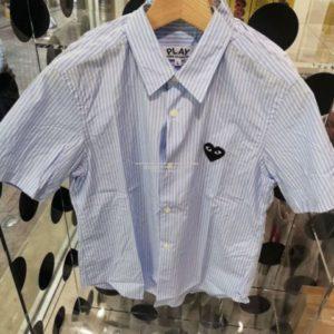 Play-Bk-Striped-half-shirt-bl