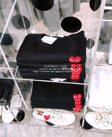 play-20aw-stackheart-tee-bk