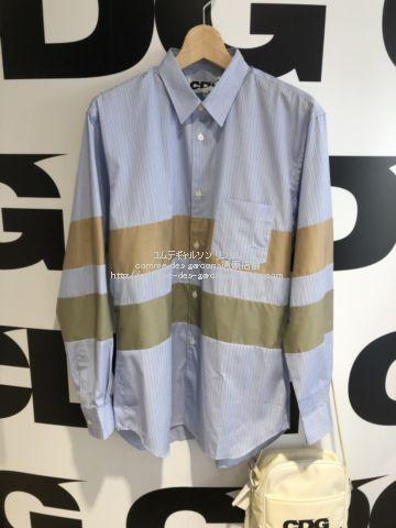 cdg-20aw-stitchshirt-b