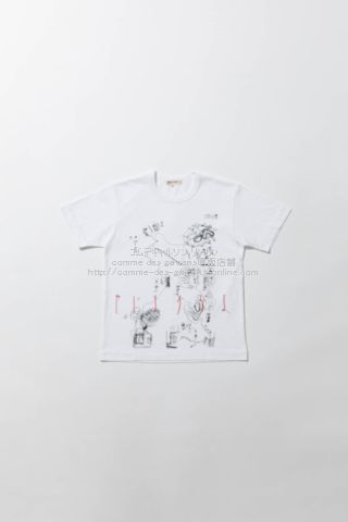 cdg-kazuyosejima-switch-tee