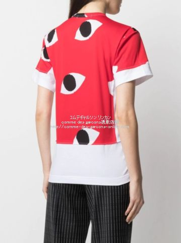 cdg-21ss-playdockingtee