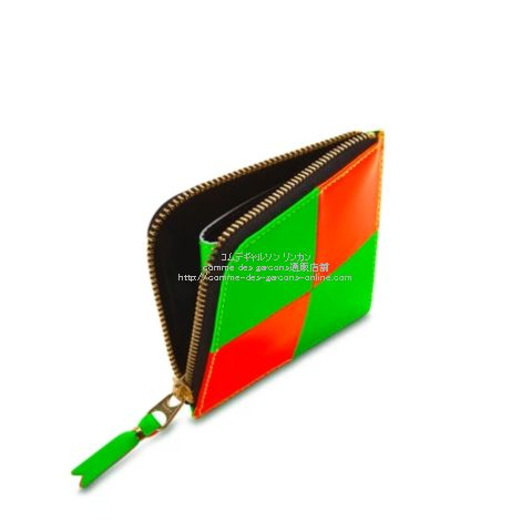 cdg-wallet-sa3100fs-green-orange