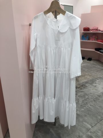 cdggirl-21ss-single-collar-dress