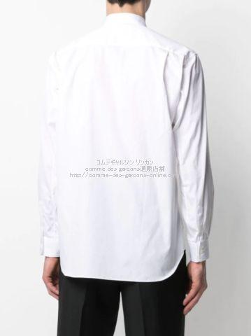 cdgshirt-21ss-geometric print-shirt
