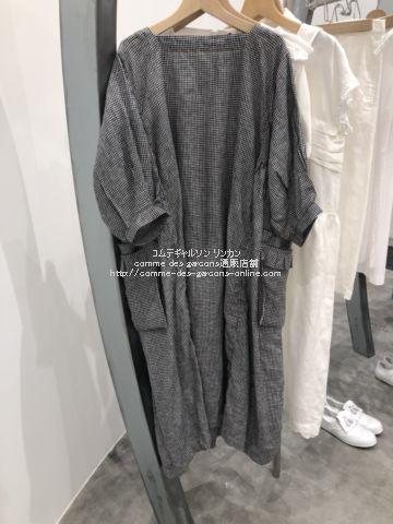 trico-21ss-linen-check-dress