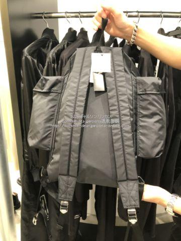 blackcdg-21aw-backpack