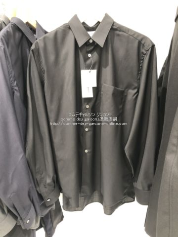 cdgshirt-21aw-forever-wool