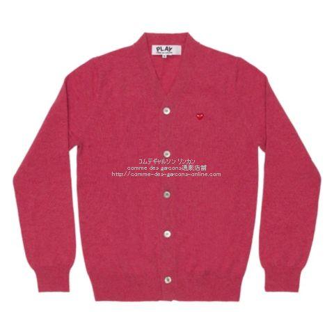 play-21aw-cardigan-pink